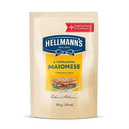 MAIONESE HELLMANN'S SACHÊ 400GR