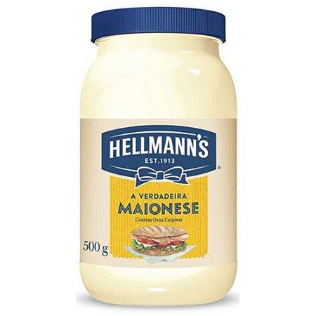 MAIONESE HELLMANN'S TRADICIONAL 500GR