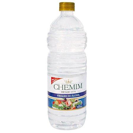 VINAGRE CHEMIM 750ML ALCOOL