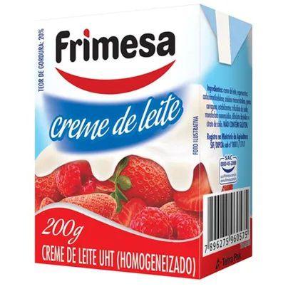 CREME LEITE FRIMESA 200GR CAIXA