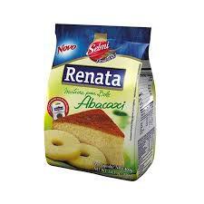 MIST BOLO RENATA 400GR PCT ABACAXI