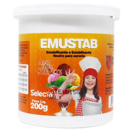 EMUSTAB SELECTA 200GR