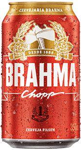 CERVEJA BRAHMA CHOPP 350ML LATA
