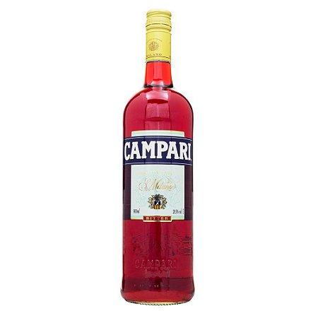 BITTER CAMPARI 900ML