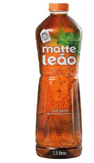 CHÁ MATTE LEÃO 1,5 L NATURAL
