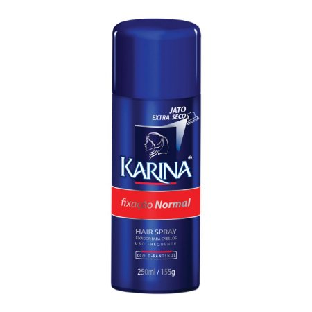 SPRAY KARINA 250ML NORMAL