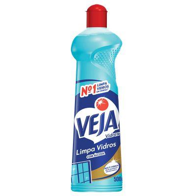 LIMPA VIDRO VIDREX 500ML SQUEEZE