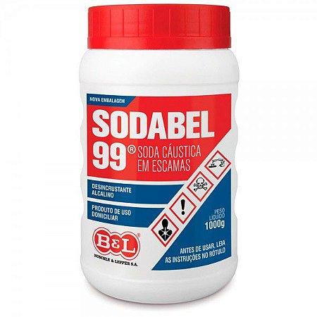 SODA SODABEL 99 1KG POTE