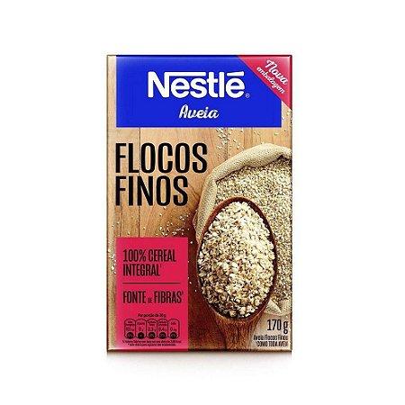 AVEIA NESTLE FLOCOS FINOS 170G