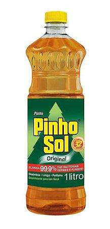 DESINFETANTE PINHO SOL 1L TRADICIONAL