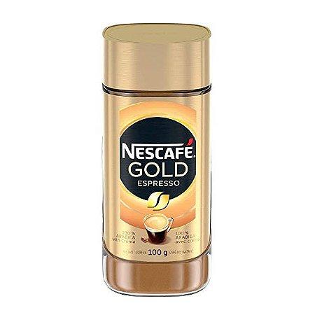 NESCAFÉ GOLD 100G ESPRESSO