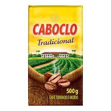 CAFÉ CABOCLO 500G  TRADICIONAL VÁCUO