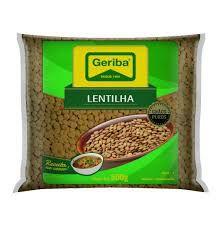 LENTILHA GERIBA 500GR