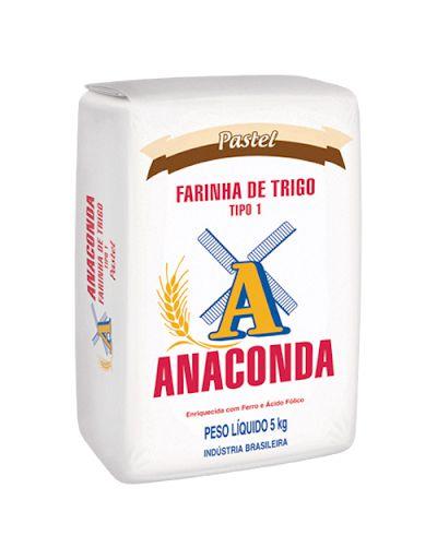 FARINHA DE TRIGO ANACONDA 5KG ESPECIAL