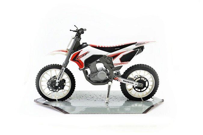 Moto miniatura Honda Réplica