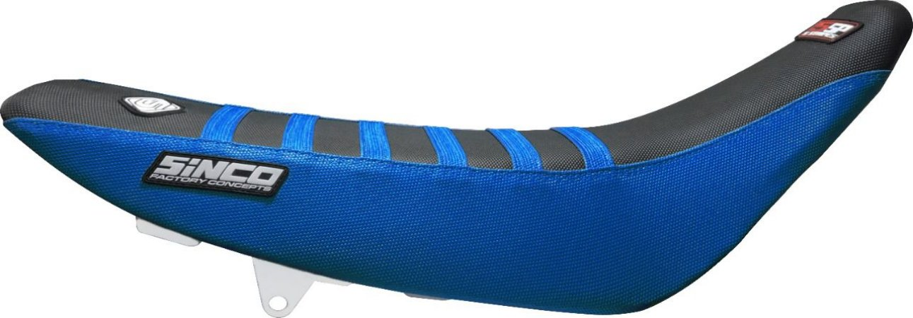 Capa de Banco 5SP - Azul e Preto