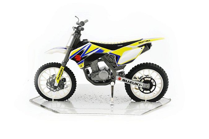 Moto miniatura Suzuki Réplica