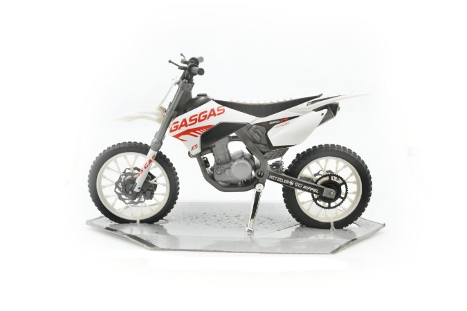 Moto miniatura Gas Gas Réplica