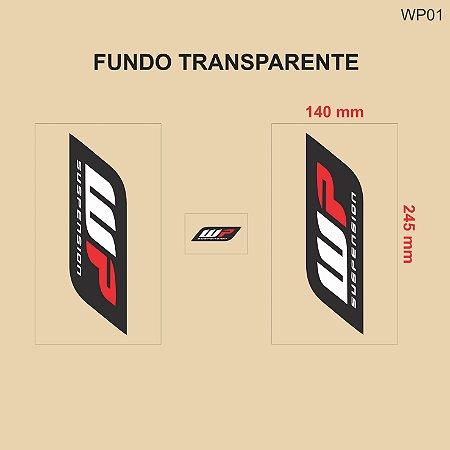 Adesivo de Suspensão White Power WP - WP01