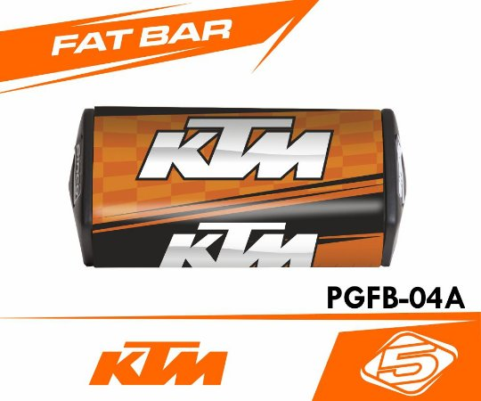 Protetor de Guidão Fat Bar- KTM
