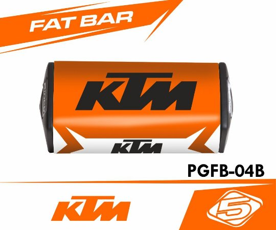 Protetor de Guidão Fat Bar - KTM