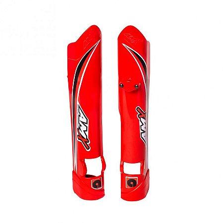 Protetor De Bengala Amx Crf 230 - Vermelho