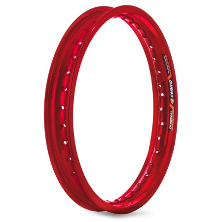 Aro De Roda Traseiro Eninco Crf 230 - Vermelho
