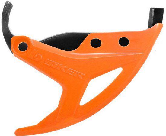 Protetor Disco Traseiro Ktm/ Husa/ Sherco 250f Biker Laranja