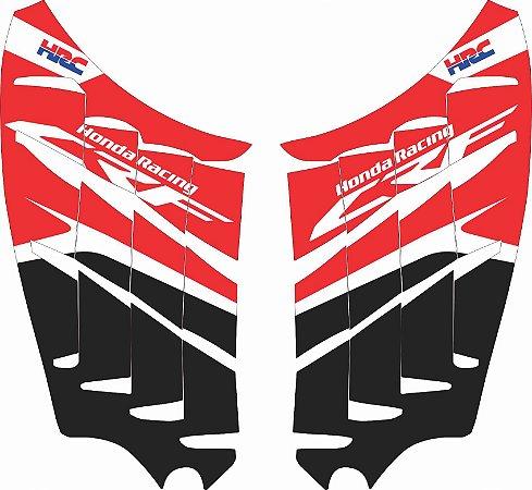 Adesivo de Radiador Para crf 250f Nacional - Biker