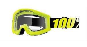 Óculos 100% Strata Neon Yellow