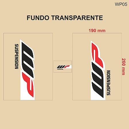 Adesivo de Suspensão White Power WP - WP05
