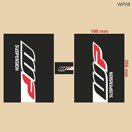 Adesivo de Suspensão White Power WP - WP08