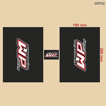 Adesivo de Suspensão White Power WP - WP09