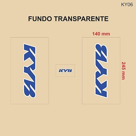 Adesivo de Suspensão KYB - KY06