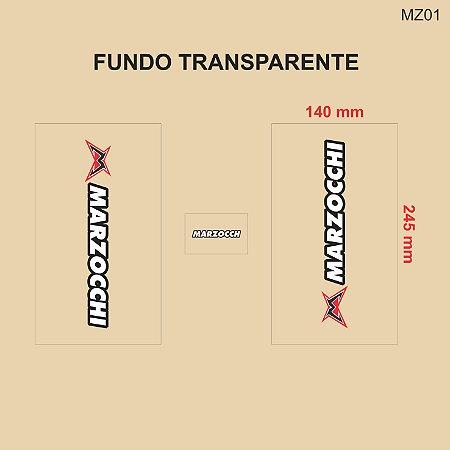 Adesivo de Suspensão Marzocchi - MZ01