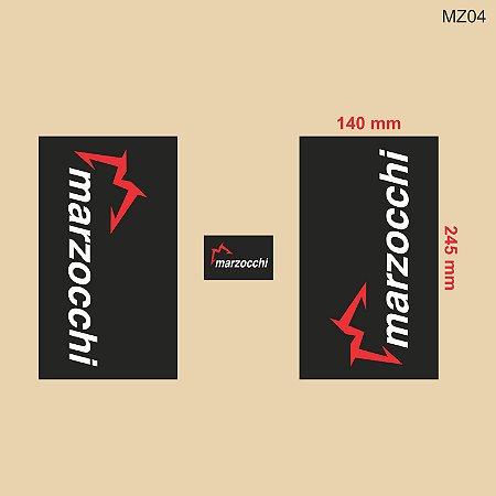 Adesivo de Suspensão Marzocchi - MZ04