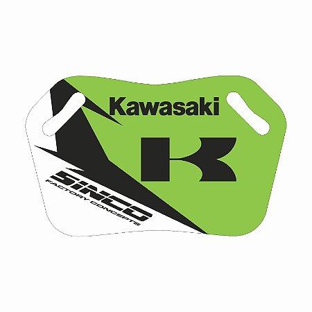 Pit Board - Kawasaki