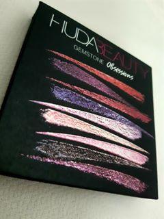 Paleta Huda Beauty Gemstone Obsessions