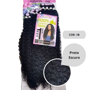 Fibra Orgânica Fashion Line Collection Beauty Hair - Formosa