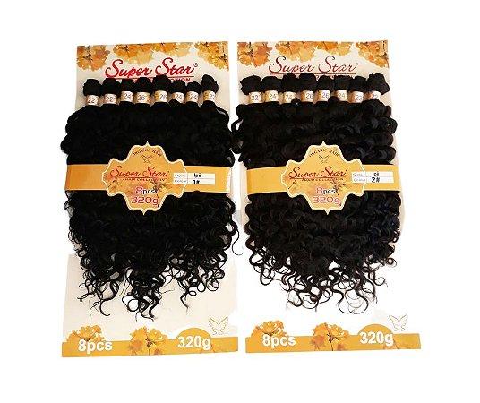 Cabelo Orgânico Cacheado - Super Star – Hair Collection - Ipê