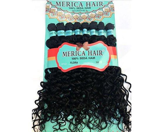 Cabelo Orgânico Cacheado - Merica Hair - Flora