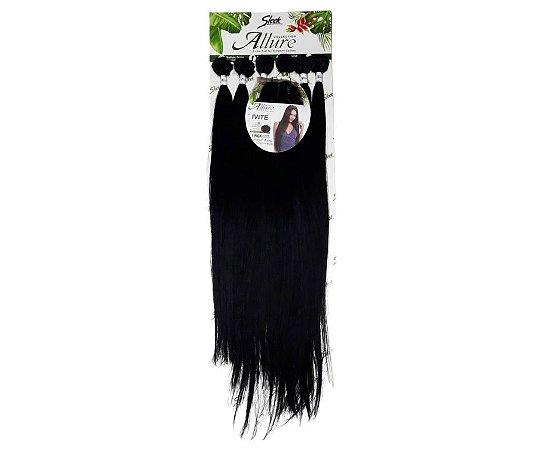Cabelo Orgânico de Fibra Bio Vegetal – Fashion Idol - Sllek Allure Collection – Ivite