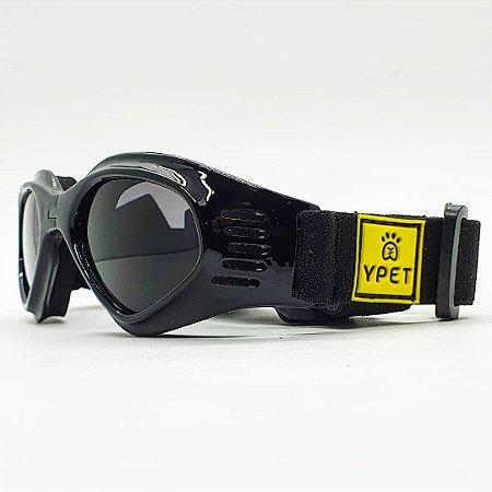Óculos para cachorro Deluxe Preto