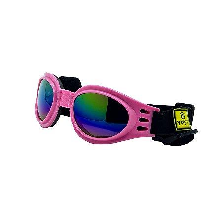 Óculos para cachorro Basic Rosa