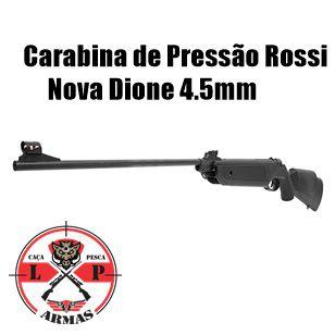 Carabina de Pressão Rossi Nova Dione 4.5mm