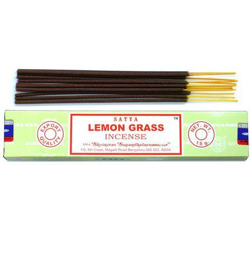 Incenso Massala Satya Lemon Grass