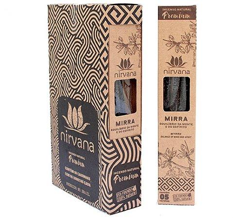 Incenso Nirvana Premium Mirra