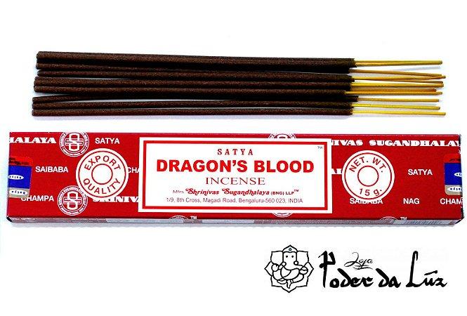 Incenso Massala Satya Dragons Blood
