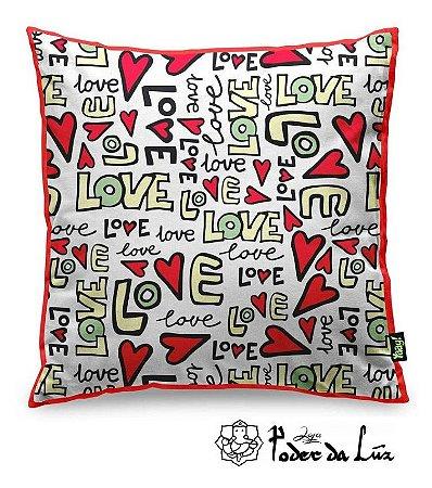 Almofada Love (Arquétipo do Amor)