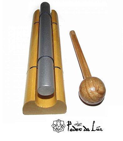 Sino Pin M 14cm P/ Relaxamento ou Meditação